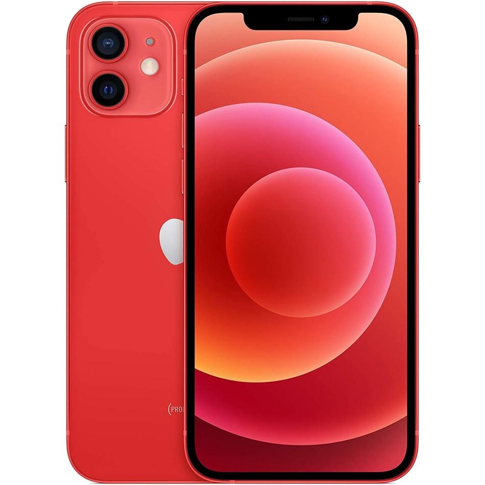 Comprar Smartphone apple iphone 12 64gb 6.1' 5g rojo