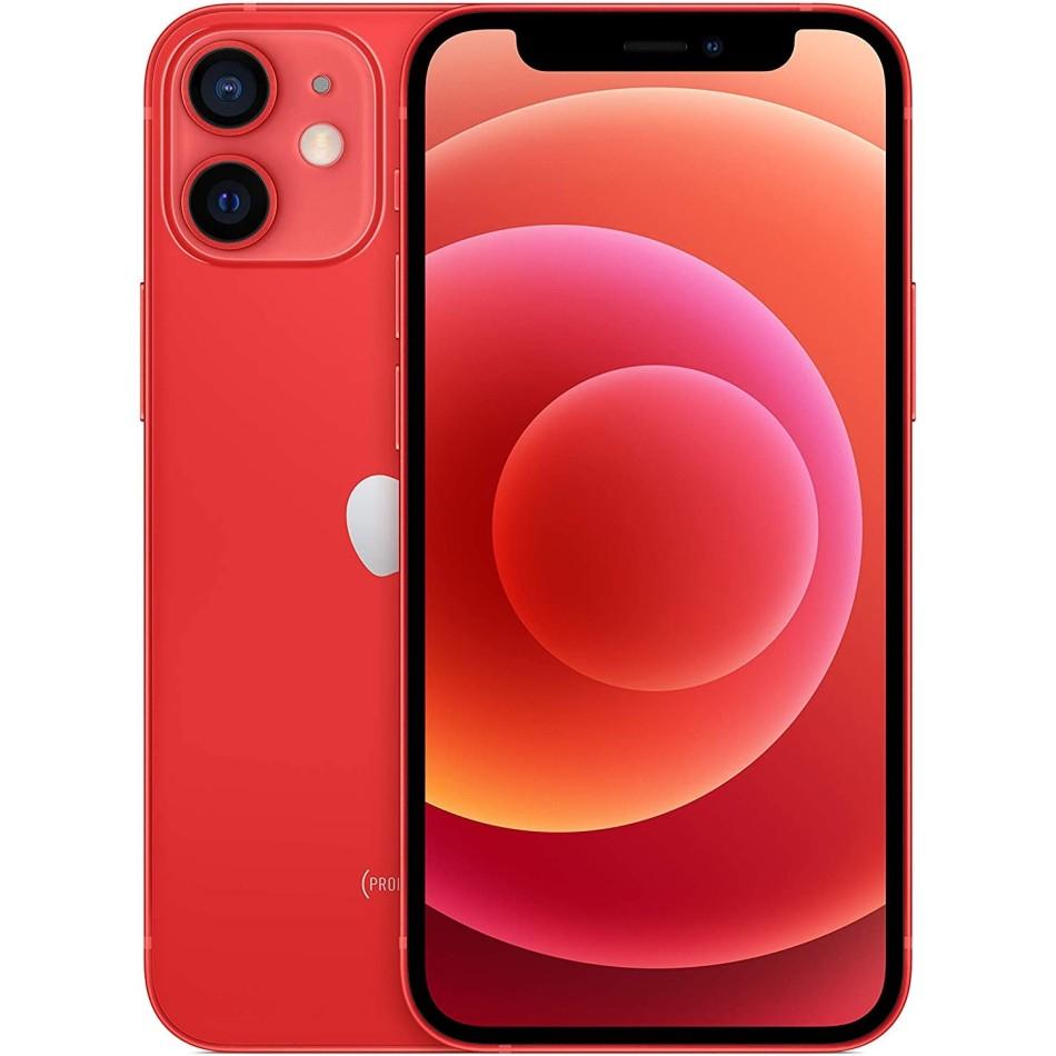 Comprar Smartphone apple iphone 12 mini 128gb 5.4' 5g rojo