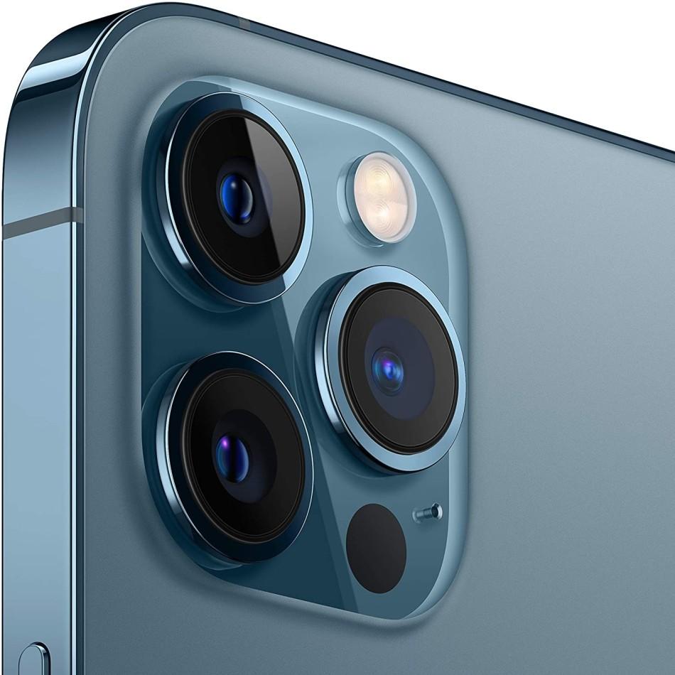 Comprar Smartphone apple iphone 12 pro max 128gb 6.7' 5g azul pacifico
