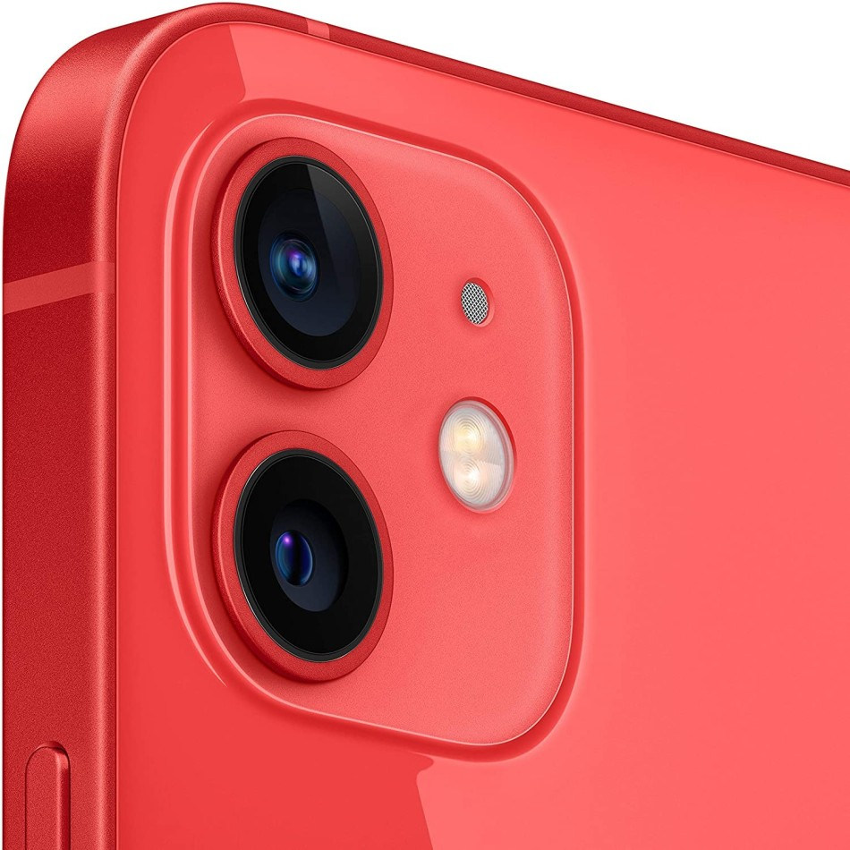 Comprar Smartphone apple iphone 12 128gb 6.1' 5g rojo