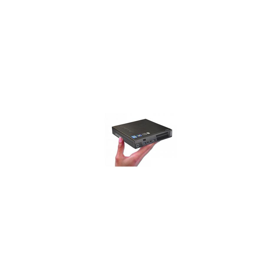 Comprar Lenovo M72e Tiny i3 2120T 2.6 GHz| 8 GB Ram | 480 SSD | WIN 10 PRO