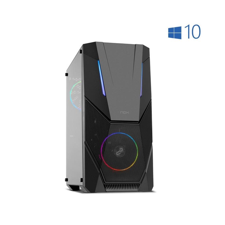 Comprar PC Intel I9 10900 (10º) 2.8 Ghz | 64 GB |  480 SSD + 1TB | GTX 1050 4 GB | W10 HOME REF LIQUIDA