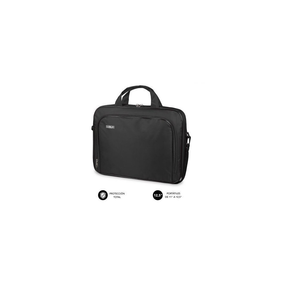 Comprar Maletin subblim oxford para portatiles hasta 12.5' negro