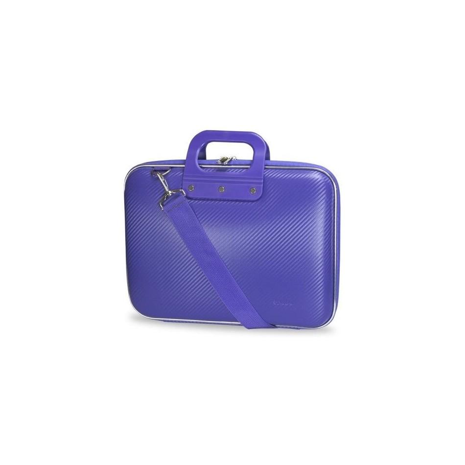 Comprar Maletin e-vitta bag carbon para portatiles hasta 13.3' rigido purpura