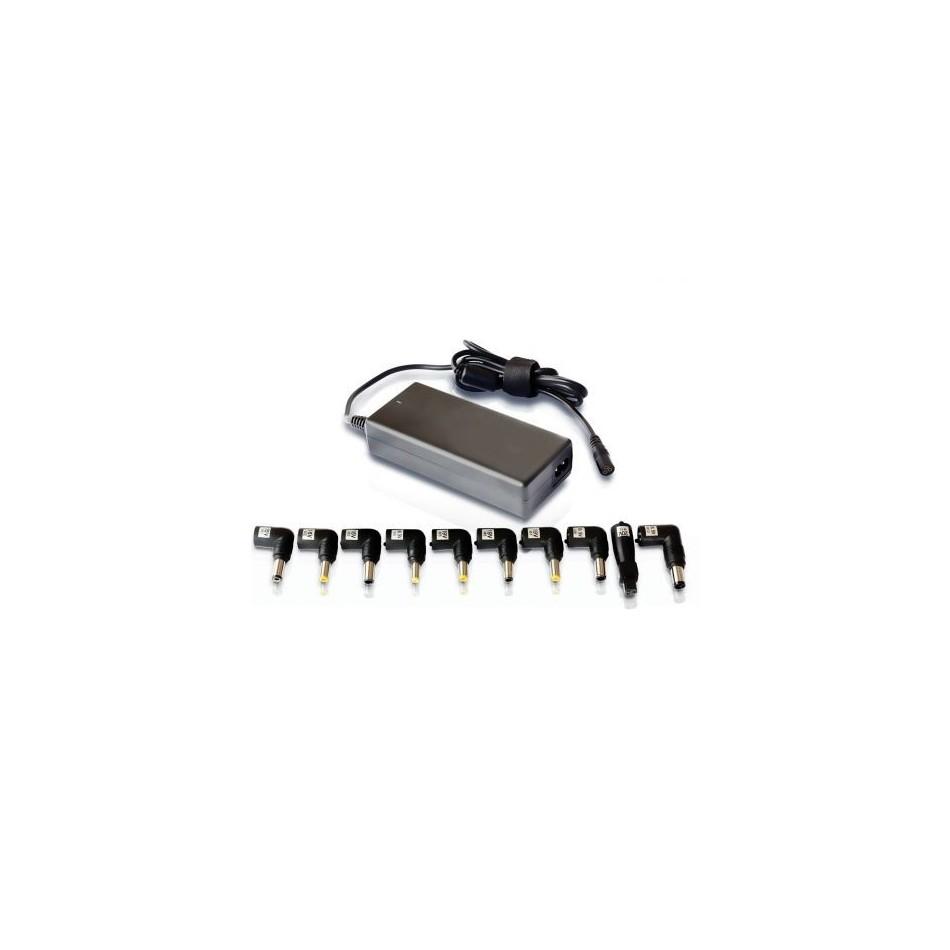 Comprar Cargador de portatil leotec lencshome08 120w automatico 10 conectores voltaje 12-20v