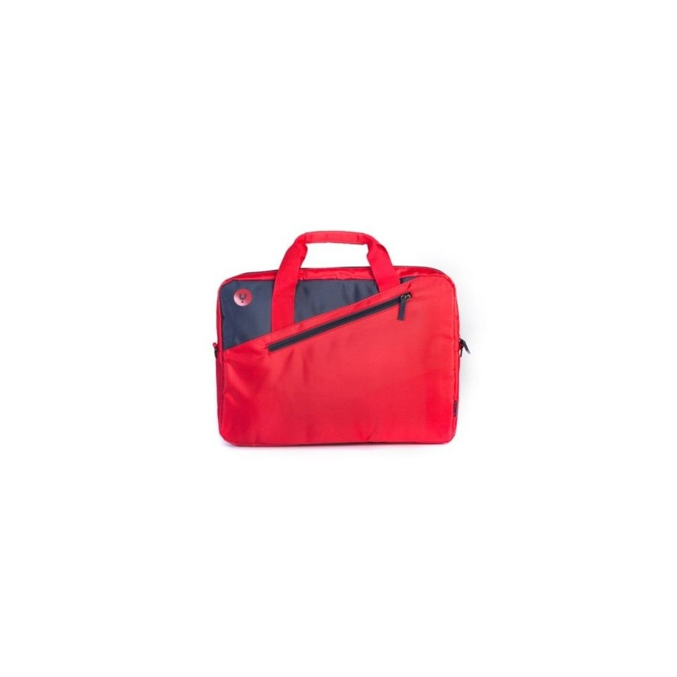 Comprar Maletin monray ginger para portatiles hasta 15.6' cinta para trolley rojo