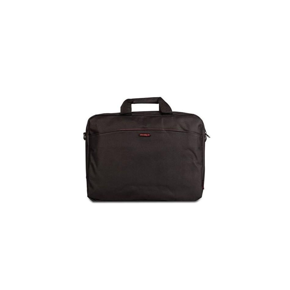 Comprar Maletin monray enterprise para portatiles hasta 15.6' negro rojo