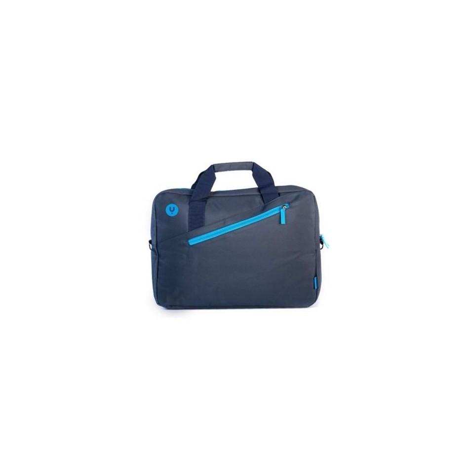 Comprar Maletin monray ginger para portatiles hasta 15.6' cinta para trolley azul