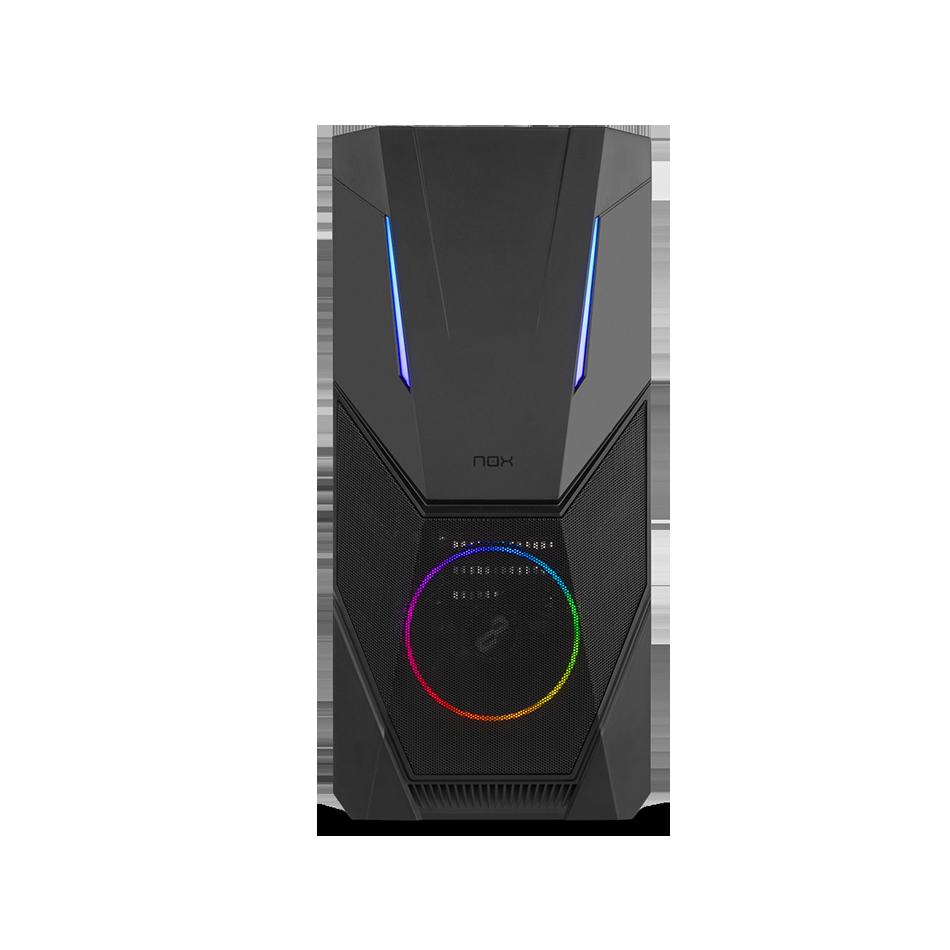 Comprar PC Gaming - AMD AM4 Ryzen 5 2600 | 8 GB DDR4 | WIFI | 1TB | GT 710 2 Gb