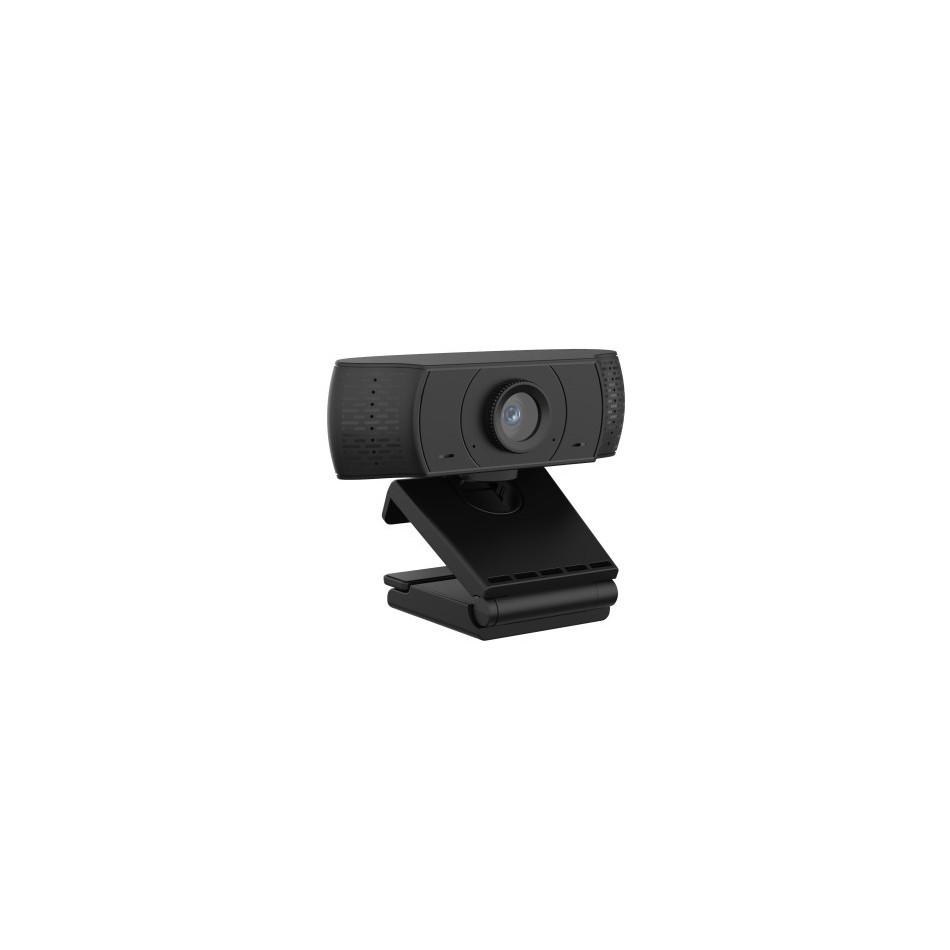Comprar Ewent EW1590 cámara web 2 MP 1920 x 1080 Pixeles USB Negro