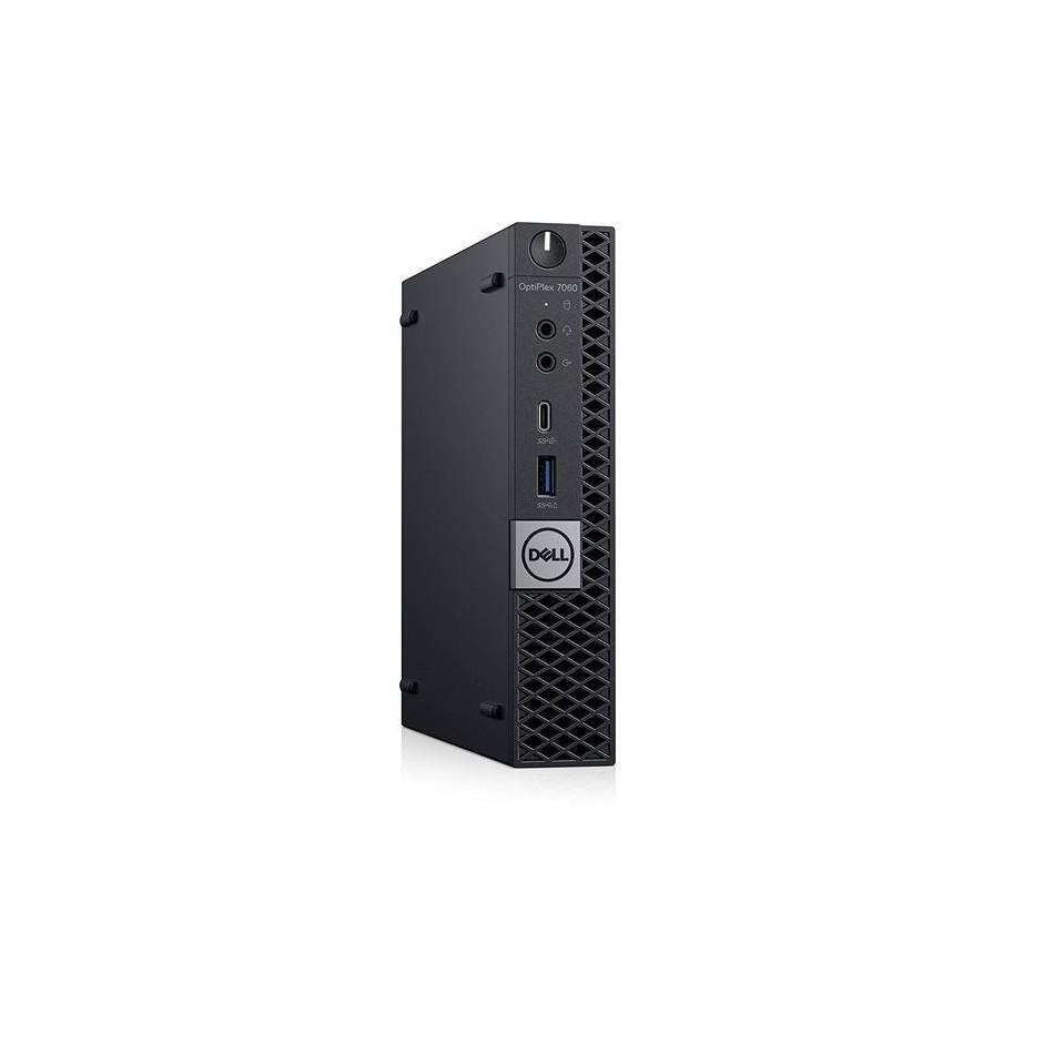 Comprar DELL Optiplex 7060 Tiny i5 8500T 2.1GHz | 16 GB | 480 SSD | WIFI | WIN 10 PRO