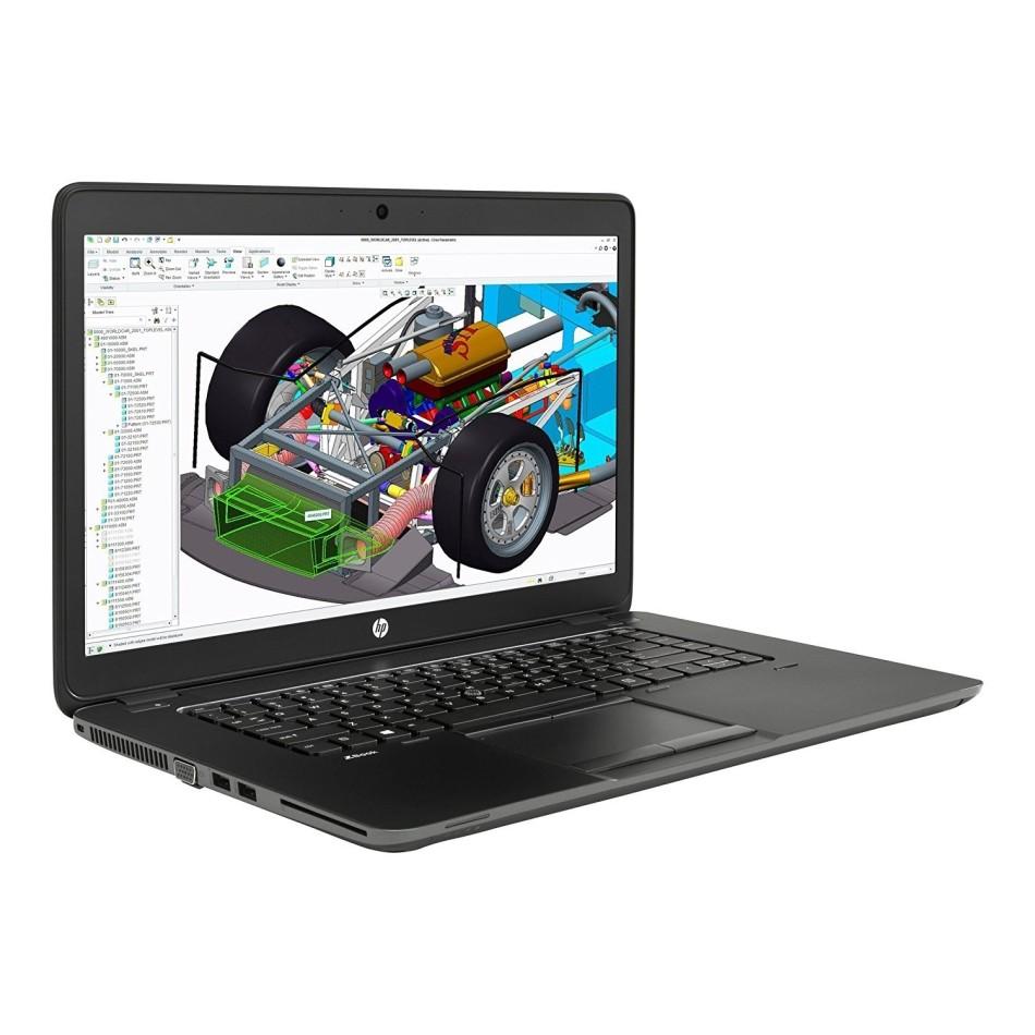 Comprar HP ZBOOK 15U G2 I7 5600U | 16 GB | 256 SSD | SIN LECTOR | WEBCAM | WIN 7 PRO | AMD RADEON M265 1GB GDDR5 | FHD