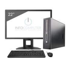 HP 800 G1 SFF i5 4570...