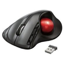 Ratón trackball inalambrico...