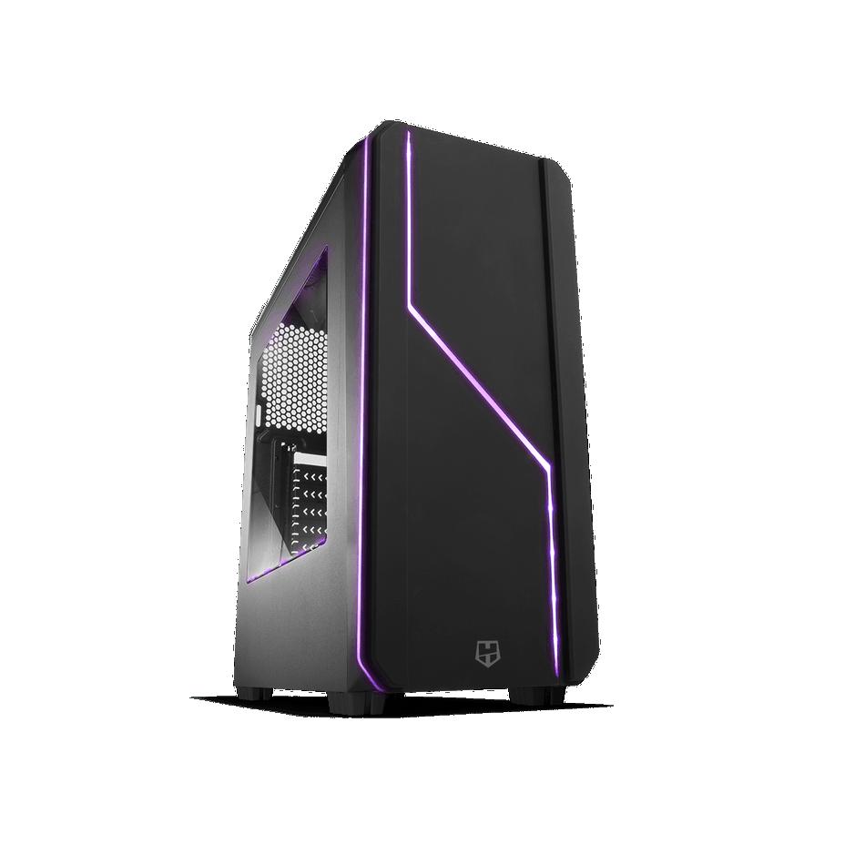 Comprar PC Gaming INTEL I3 9100 (9º) 3.6 Ghz | 16 GB DDR4 2666|  240 SSD | HDD 1 TB