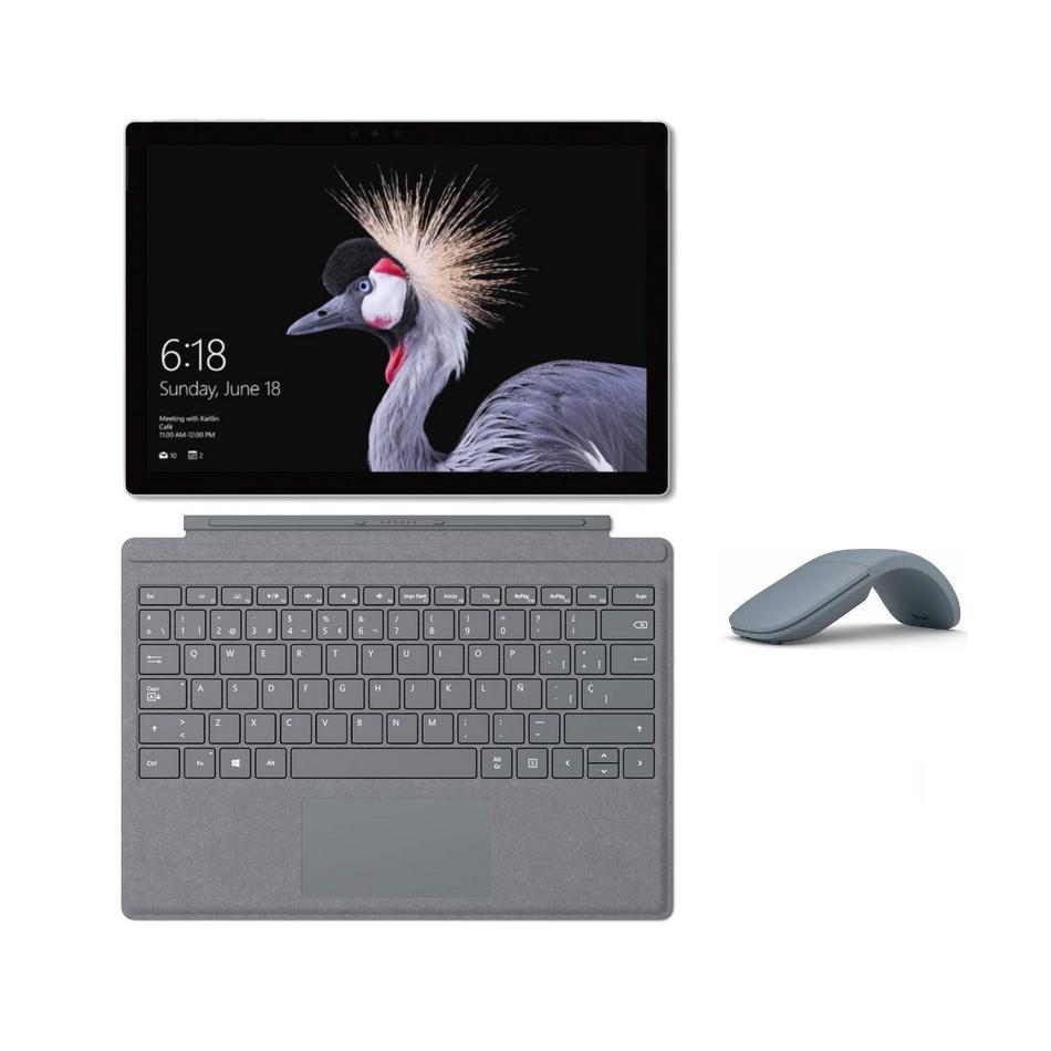 "Comprar Surface Pro 7 Intel Core i5-1035G4/8GB/128GB SSD/12.3"" Táctil Platino"
