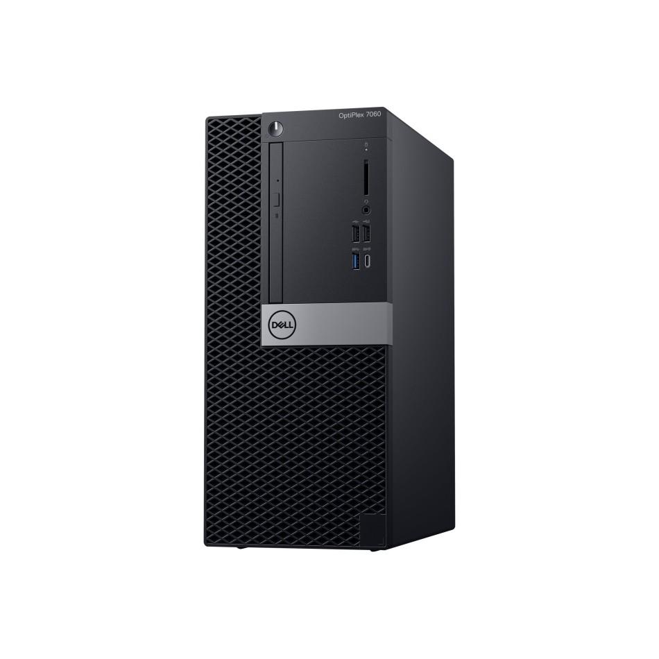 Comprar DELL Optiplex 7060 MT Intel Core i5 - 8ªGen 8400   8 GB   240 SSD + 1TB   WIFI   WIN 10