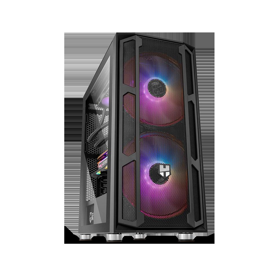 Comprar PC Gaming  AMD Ryzen 5 3600 32 GB DDR4 1TB + 500 SSD M2 GT 710 2GB