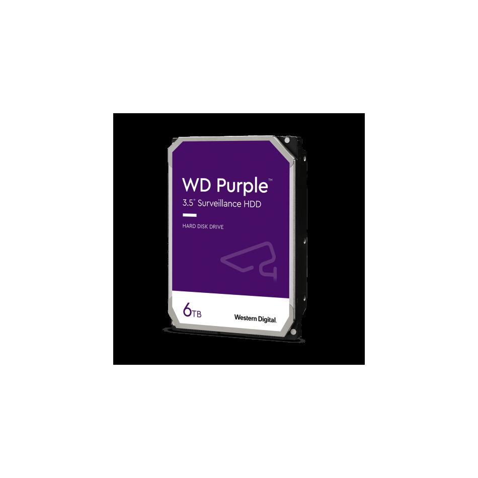 "Comprar Western Digital Purple Surveillance 3.5"" 6000 GB SATA"