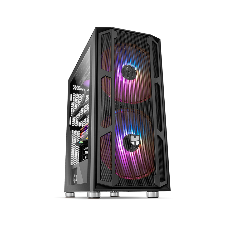 Comprar PC Intel I5 11900 (11º) 2.5/5.0 Ghz   8GB    240 SSD + 1 TB   HDMI   GT 710