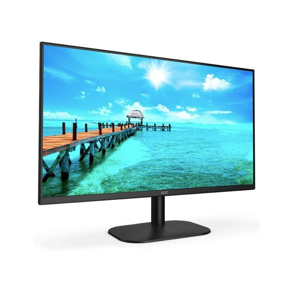 Comprar Monitor aoc 27b2h 27' full hdu negro HDMI VGA