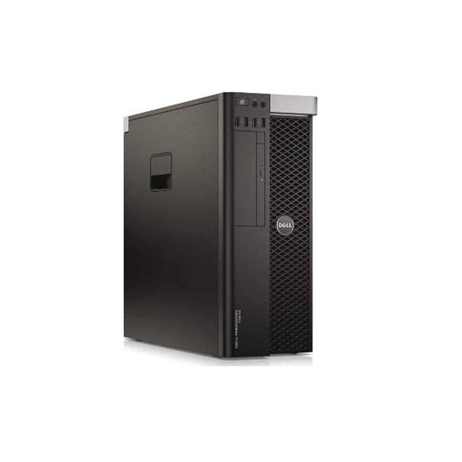 Comprar Servidor Dell Precision T3610 Intel XEON CPU E5 - 1607 v2 - 3.0 GHz | 16 GB | 240 SSD + 1 TB HDD | WIN 10 PRO