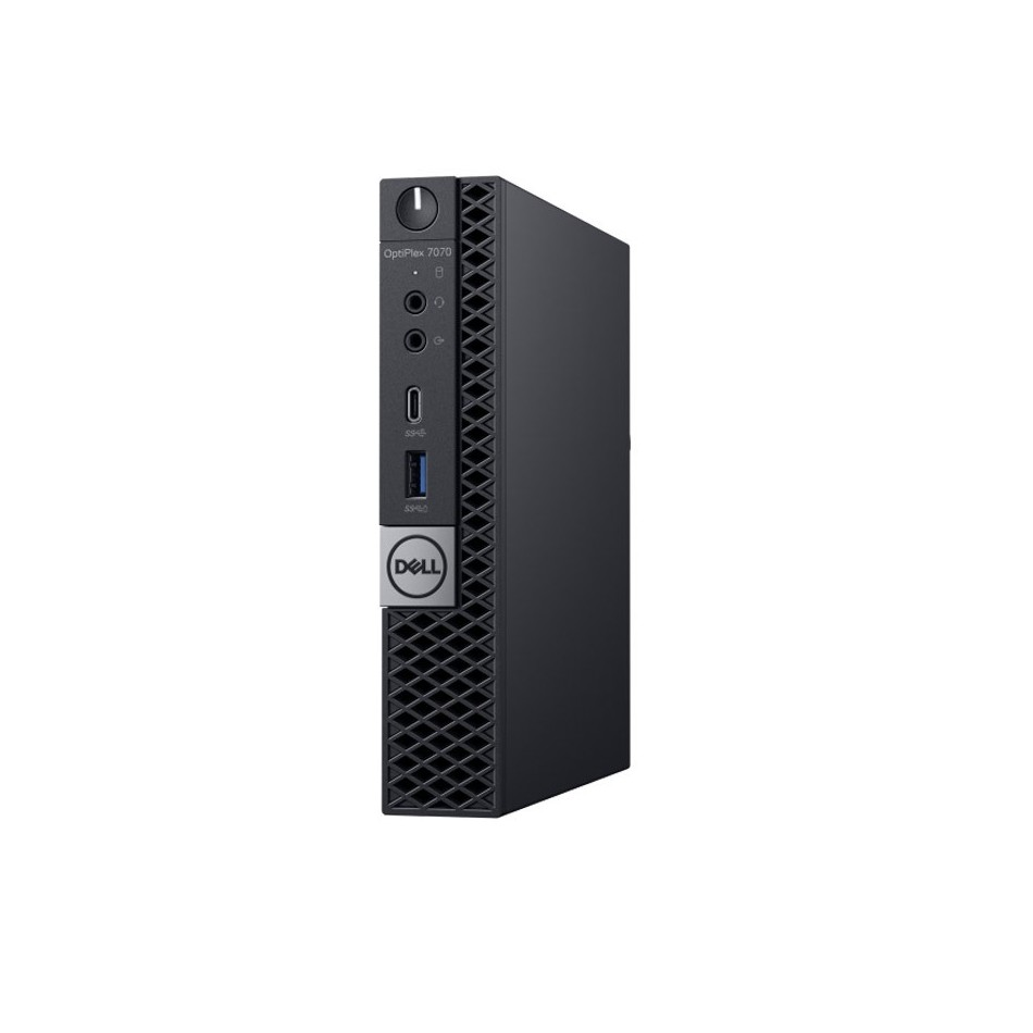 Comprar DELL Optiplex 7070 MINI (Tiny) Intel Core i7 8700T 2.4 GHz | 8 GB | 480 SSD | WIN 10 PRO