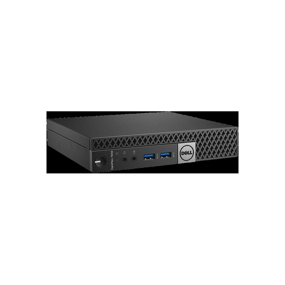 Comprar DELL 7040 MINI PC i5 6500T 2.5 GHz   16 GB   1 TB HDD   WIN 10 PRO