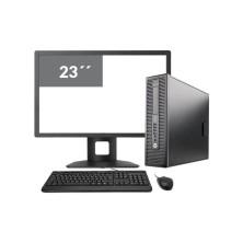 HP EliteDesk 800 G1 SFF i5...