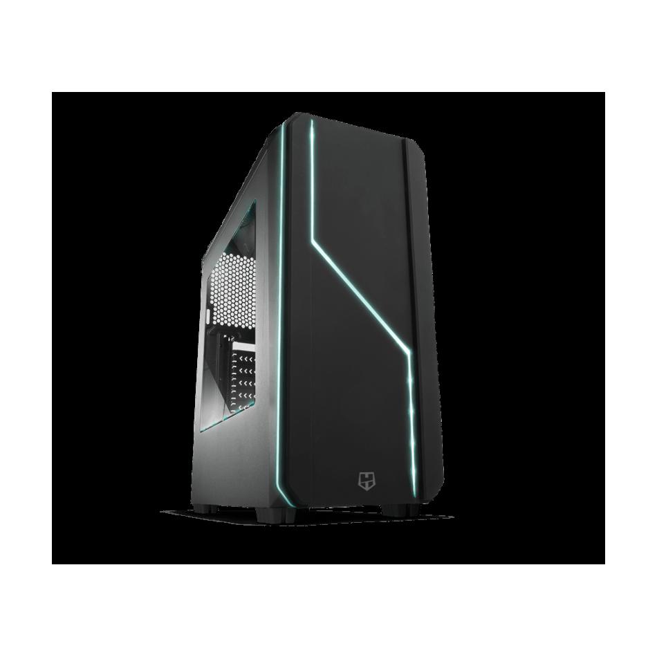 Comprar PC - BASIC - AMD AM4 Ryzen 5 1600   8GB DDR4   1TB   GRAFICA 2 GB   WIFI
