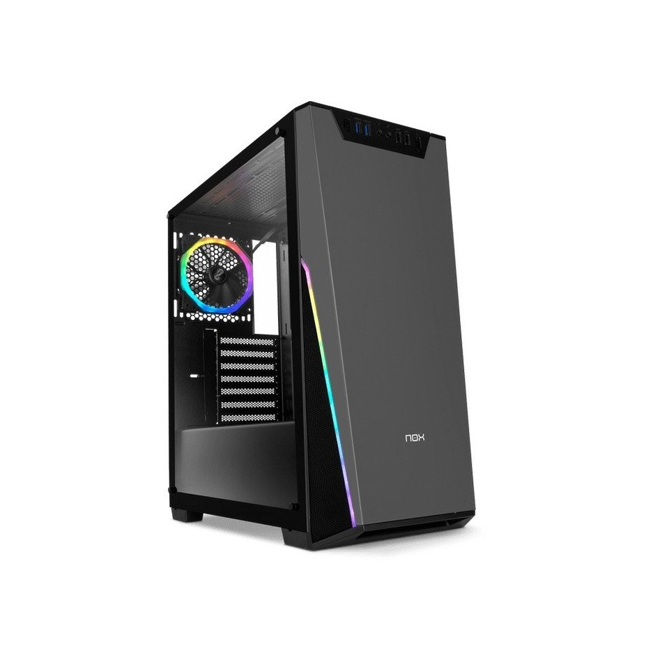 Comprar PC - BASIC - AMD AM4 Ryzen 5 1600 | 8GB DDR4 | 1TB | GRAFICA 2 GB | WIFI 5G