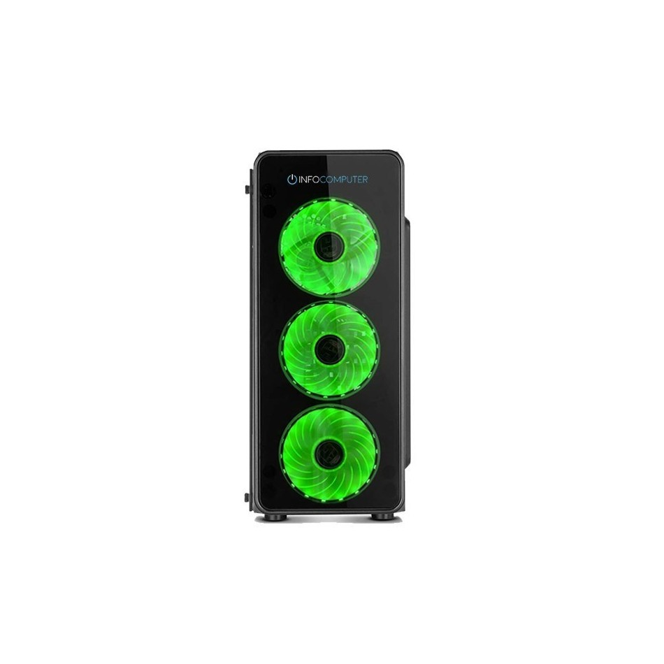 Comprar PC Gaming  AMD Ryzen 5 1600 | 16GB DDR4 | 1TB + 240 SSD | WIFI 5G | GT 730 2GB