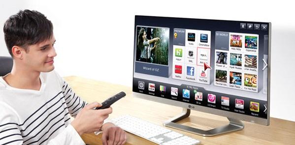 ¿Quieres ver la televisión en tu ordenador? Echa un vistazo a nuestros monitores baratos y disfruta de la mejor calidad de imagen