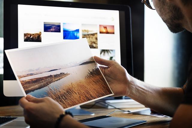 Claves básicas para comprar un monitor de ordenador para diseño gráfico y fotografía