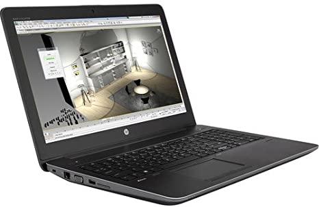 HP ZBOOK 15 G4 abierto