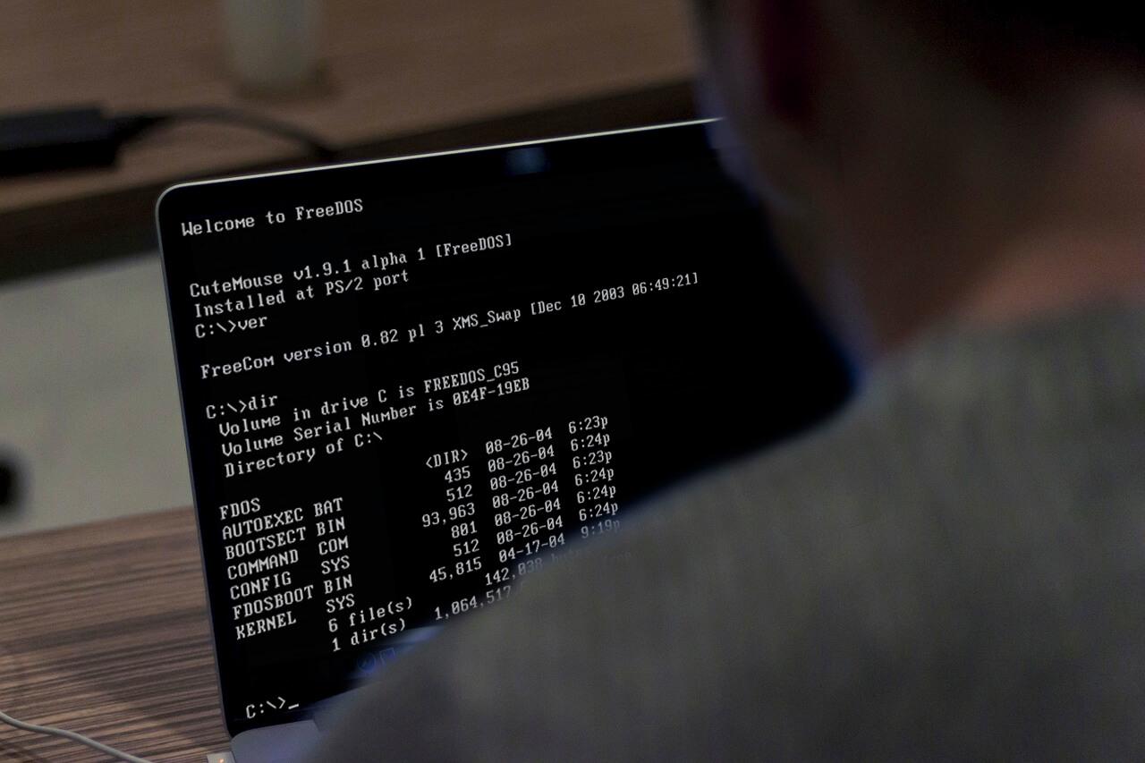 ¿Qué es el Sistema Operativo FreeDOS? Estas son sus características