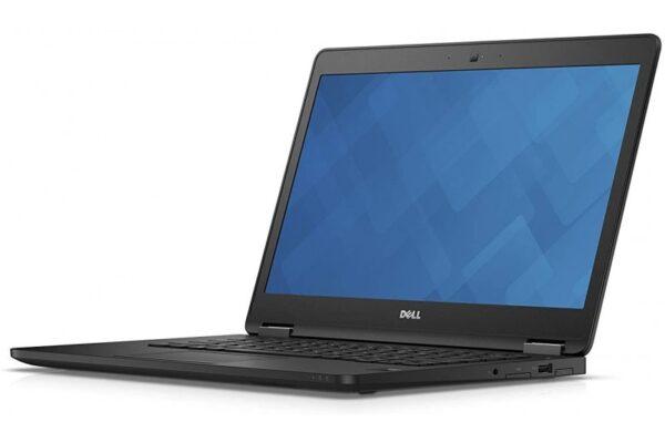 Dell E7470 lateral