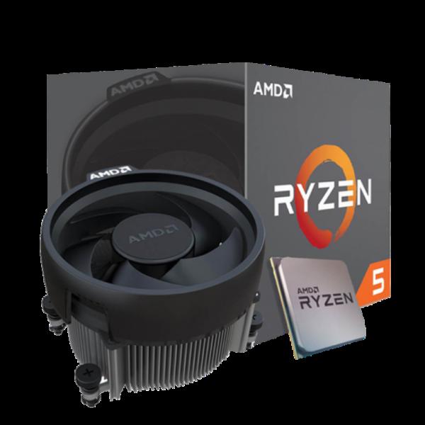 AMD Wraith Stealth completo