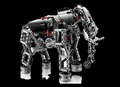 Robotica LEGO Entretenimiento