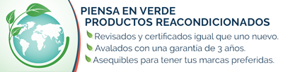 Certificado Reacondicionado